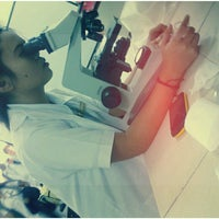 Photo taken at MedTech Lab by Divine Wil A. on 5/14/2013