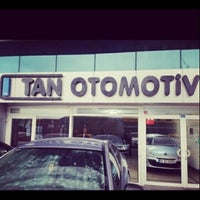 Photo taken at Tan Otomotiv by Ozan T. on 2/16/2016