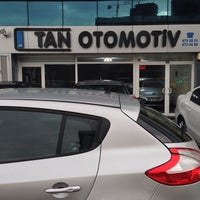 Photo taken at Tan Otomotiv by Ozan T. on 10/5/2013