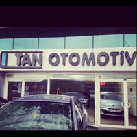 Photo taken at Tan Otomotiv by Ozan T. on 1/26/2016