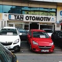Photo taken at Tan Otomotiv by Ozan T. on 10/27/2016