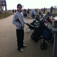 Photo taken at Golf en Countryclub Liemeer by Nico S. on 3/30/2013