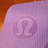 Photo taken at lululemon athletica by Sarah F. on 1/6/2013