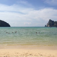Photo taken at Phi Phi Islands by cort. on 11/18/2012