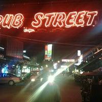 Photo taken at Pub Street by Manojkumar V. on 10/15/2012