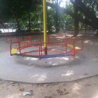 Photo taken at Parque Prados del Este by jordi m. on 12/26/2012