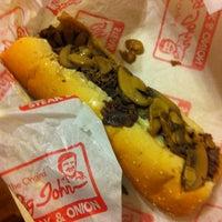 Photo taken at Big John Steak & Onion by Matthew L. on 2/2/2013