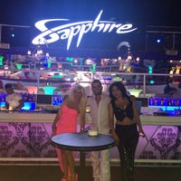 Photo taken at Sapphire by Burak ✔️ on 6/7/2015