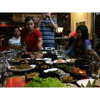 Photo taken at Hwa-Ro Big Stone Grill by Niel M. on 12/25/2014