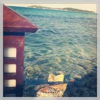 4/21/2013 tarihinde Asli G.ziyaretçi tarafından Denizaltı Cafe & Restaurant'de çekilen fotoğraf