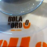 Photo taken at Café Bola de Oro by Alina C. on 3/11/2014