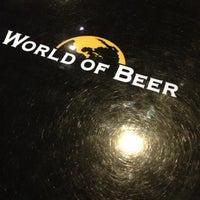 Foto scattata a World of Beer da DK D. il 1/19/2013