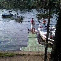 Снимок сделан в Wake Club пользователем Nikolay Z. 7/13/2013