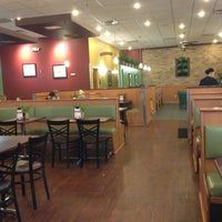 Photo taken at Crispers Fresh Salads, Soups and Sandwiches by Beau C. on 1/16/2013