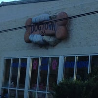 Photo taken at Dogtown USA by Beau C. on 10/31/2012