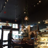 Photo taken at Timeless Coffee by June K. on 11/29/2014