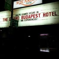 Photo taken at Aquarius Theatre by Daniel S. on 4/1/2014