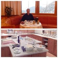 Das Foto wurde bei Ganischgerhof Mountain Resort & SPA von Pietro V. am 2/28/2015 aufgenommen