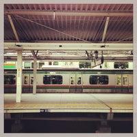 Photo taken at Urawa Station by pyonylife on 7/17/2013