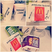 Photo taken at McDonald's by Anna K. on 1/9/2013