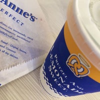 Photo taken at Auntie Anne's by Natthapol N. on 8/22/2016
