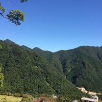 Photo taken at 天然記念物 那智の樟 by Natthapol N. on 10/27/2016