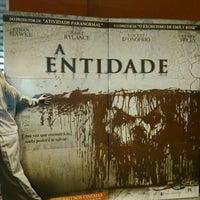 Photo taken at Cine Araújo by Rodrigo S. on 10/17/2012
