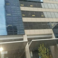 Photo taken at Xcel Larimer Building by Bryan D. on 7/8/2016