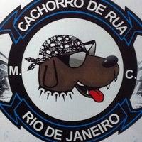 Photo taken at Cachorro de Rua Moto Clube by Gustavo G. on 6/28/2013