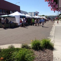 Photo taken at Farmers Market by Kathy P. on 7/21/2013