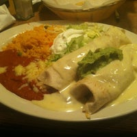 Photo taken at Cancun Mexican Resturant by Shamar A. on 12/13/2012