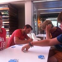 Foto scattata a Zone Hotel Rome da Evert R. il 7/25/2013