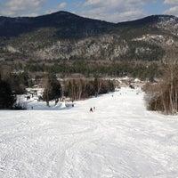 Photo taken at Attitash Mountain Resort by Patricia M. on 2/15/2013