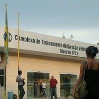 Photo taken at Complexo de Treinamento de Direção Veicular  - DETRAN/AM by Cristhian R. on 10/3/2012