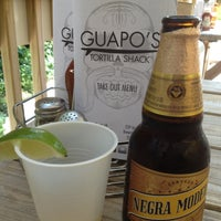 Photo taken at Guapo's Shore Shack by Chris M. on 6/26/2013
