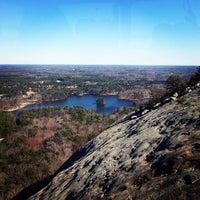 Photo taken at Stone Mountain Summit by Breton S. on 2/17/2013