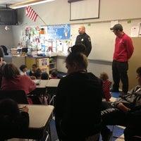 Photo taken at Salemwood School by Mayor Gary Christenson on 11/9/2012