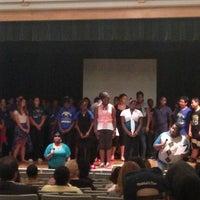 Photo taken at Salemwood School by Mayor Gary Christenson on 8/9/2013