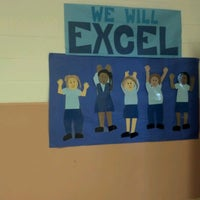 Photo taken at Excel Academy Public Charter School by Virginias D. on 10/15/2012
