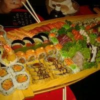 Photo taken at Ocean Sushi by Pieter S. on 12/13/2012