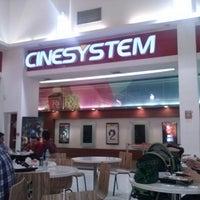 Photo taken at Cinesystem by Carlene L. on 5/15/2013