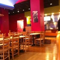 Photo taken at Salsarita's Fresh Cantina by John F. on 11/3/2012