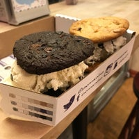 Photo taken at Insomnia Cookies by Constance D. on 11/7/2016