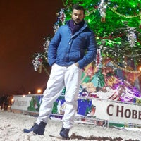 Photo taken at ул. Минина by Arda D. on 1/2/2015