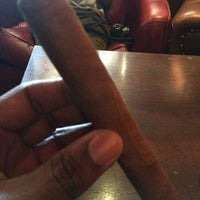 Photo taken at Cuban Seed Cigar Co. by Anderson G. on 5/23/2014