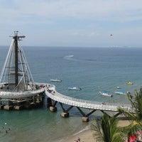 Foto tomada en Playa de los Muertos por Hotel CATEDRAL P.V. el 12/19/2012