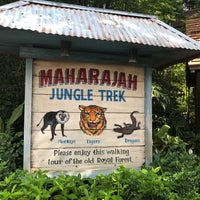Photo taken at Maharajah Jungle Trek by Jean M. on 8/11/2018