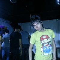 Photo taken at Coco Bar 18 by Eugene H. on 10/29/2012