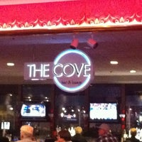 Photo taken at The Cove by Holly G. on 4/9/2013