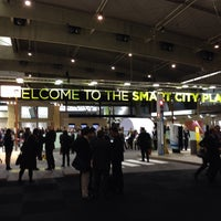 Photo taken at Smart City Expo by Bernat F. on 11/19/2013